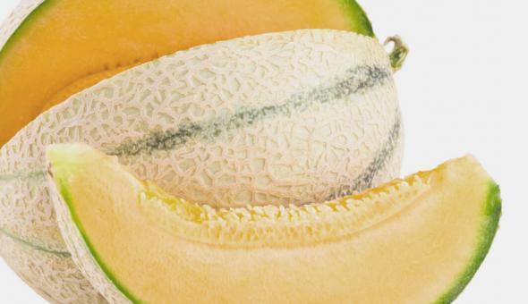 Gazpacho de melón y matcha 8