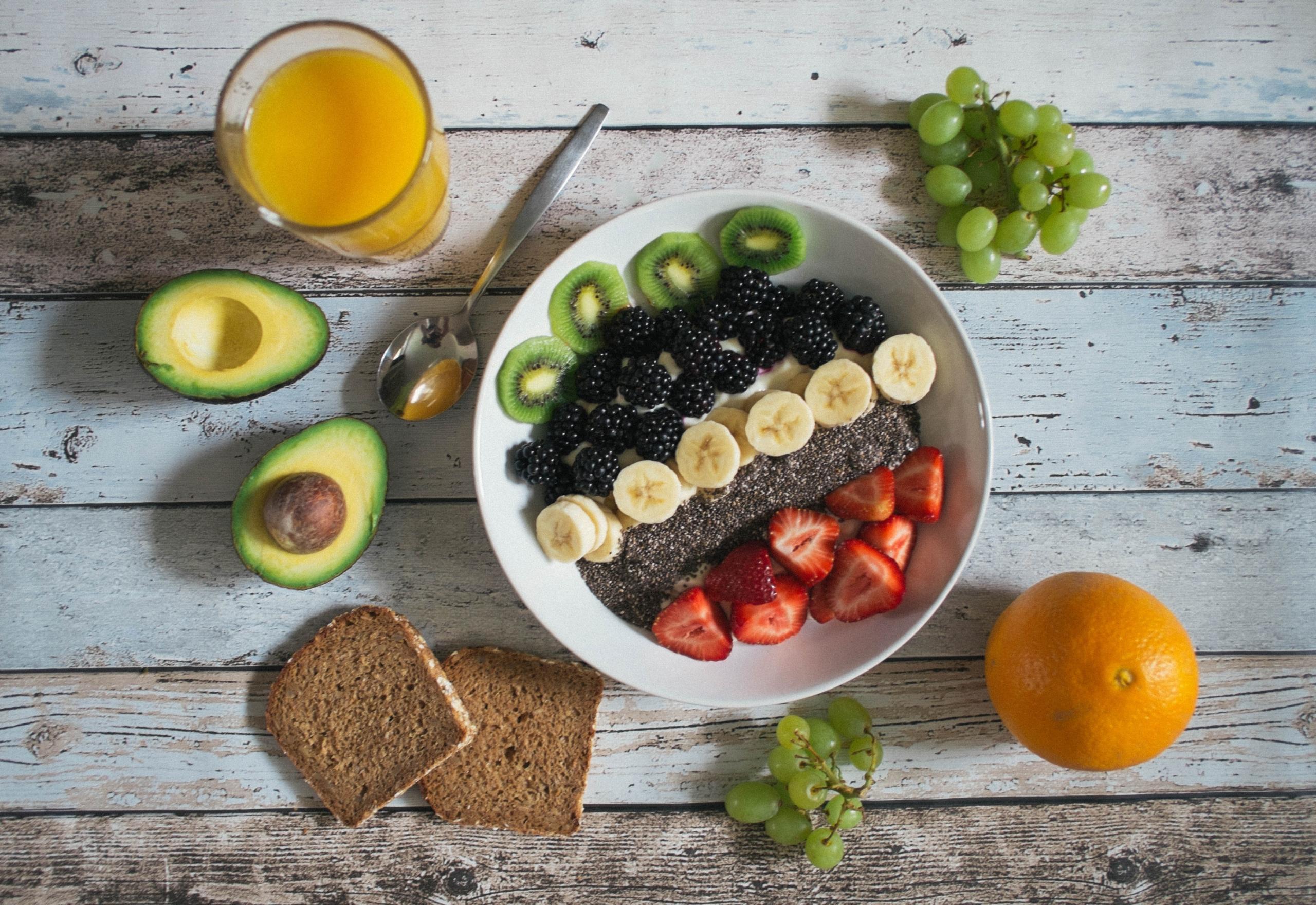 5 ideas de desayunos sanos y deliciosos 1