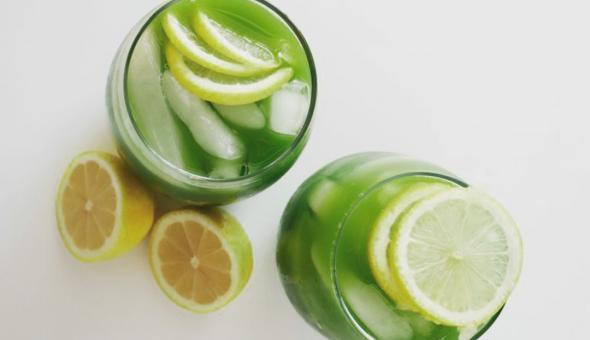 Limonada de matcha 3