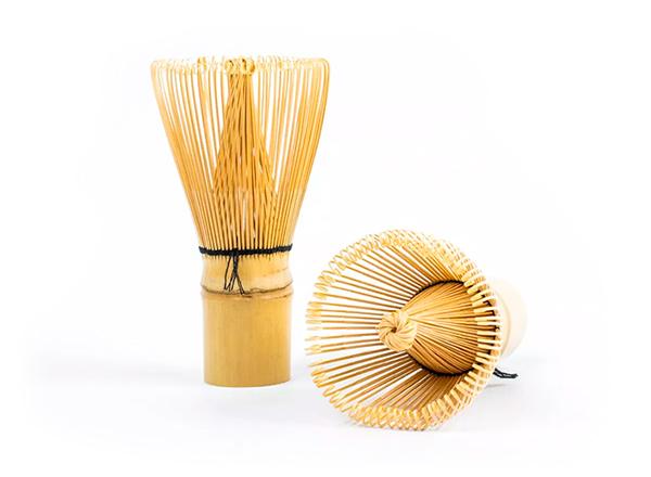 batidor de bambú
