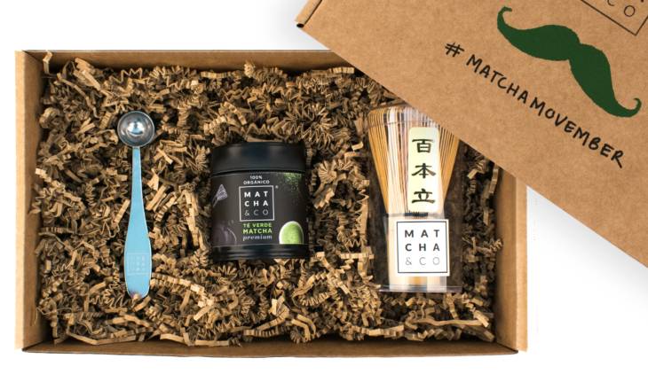 Set matcha movember 1