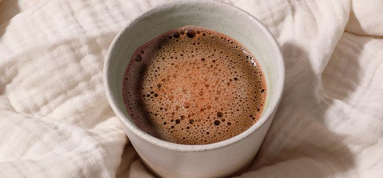 té negro bol
